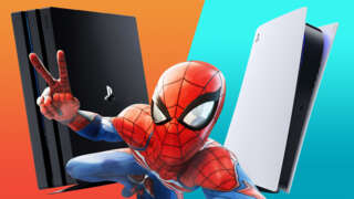 PS5 Spider-Man Remastered vs PS4 Pro
