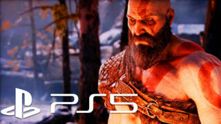 First 22 Minutes Of God Of War PS5 Gameplay