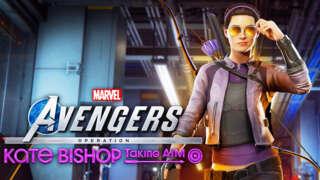 Marvel's Avengers War Table: Kate Bishop DLC Gameplay Deep Dive Trailer