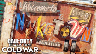 Call of Duty: Black Ops Cold War - Nuketown '84 Map Trailer