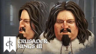 Crusader Kings 3 - Official Roll1D2 Ruler Designer Introduction Trailer