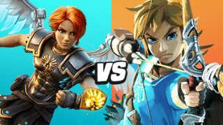 Immortals Fenyx Rising vs. Zelda: Breath of the Wild - 13 Biggest Similarities