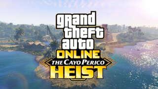 GTA Online - The Cayo Perico Heist Gameplay Trailer