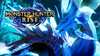 Monster Hunter Rise - Official Wyvern Riding Gameplay Trailer