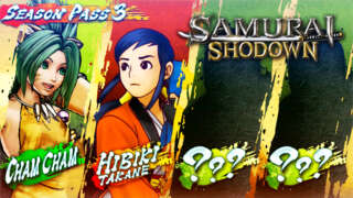 Samurai Shodown - Official Season 3 Character Reveal Trailer