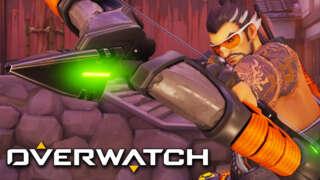 Overwatch - Official Kanezaka Challenge Micro-Event Trailer
