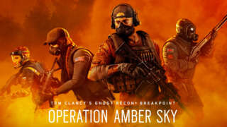 Tom Clancy's Ghost Recon Breakpoint X Rainbow Six Siege - Operation Amber Sky Trailer