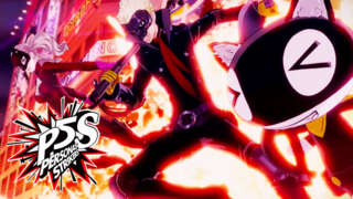 Persona 5 Strikers - Official All-Out-Action Gameplay Trailer