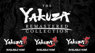 The Yakuza Remastered Collection -Official Xbox And PC Launch Trailer