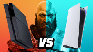 God Of War PS5 vs PS4 Pro - Loading Times & Gameplay Comparison
