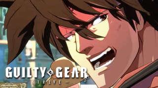 Guilty Gear Strive - Official SOL vs NAGORIYUKI Gameplay Trailer