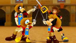 Kingdom Hearts Series - Official PC Port Announcement Trailer