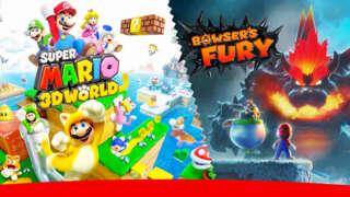 Super Mario 3D World + Bowser's Fury - Official Launch Trailer