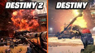 The Devils' Lair - Destiny VS Destiny 2 Comparison