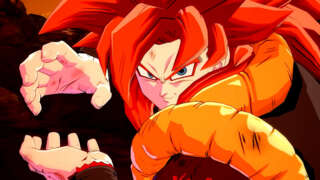 Dragon Ball FighterZ – Gogeta (SS4) Launch Trailer