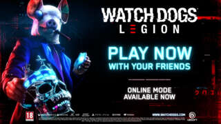 Watch Dogs Legion Online Mode - Official Launch Trailer