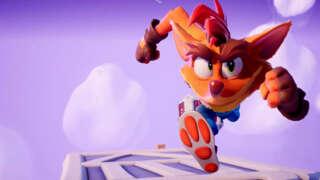 Crash Bandicoot 4: It's About Time – New Platforms Launch Trailer