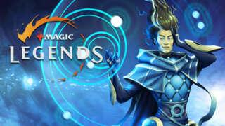 14 Minutes of Magic: Legends Open Beta Gameplay