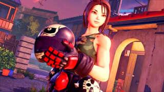 Street Fighter V - Akira Kazama Gameplay Teaser