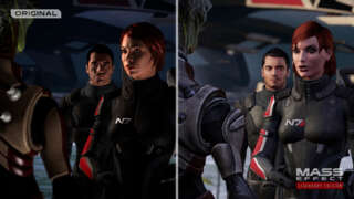 Mass Effect Legendary Edition – Official Remastered Comparison Trailer