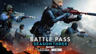 Black Ops Cold War & Warzone - Official Season Three Battle Pass Trailer