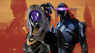 Mass Effect Lore: Geth And The Quarians