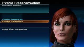 Mass Effect Legendary Edition New Character Creator Options Gameplay