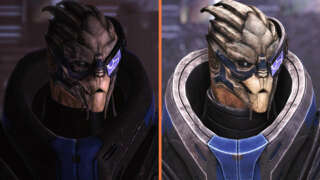 Mass Effect - Legendary vs Original Graphics Comparison | Characters, Eden Prime, Citadel