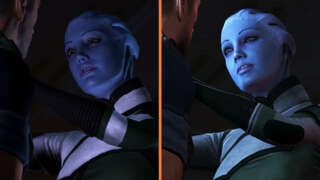 Mass Effect 1 Liara Romance Scene - Original VS Legendary Edition Comparison