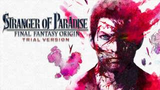 35 Minutes Of Stranger Of Paradise Final Fantasy Origin Trial PS5 Gameplay