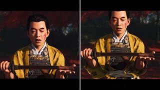 Ghost of Tsushima Director's Cut - Cutscene Change