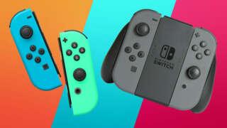 New Nintendo Switch Controller In Development | GameSpot News