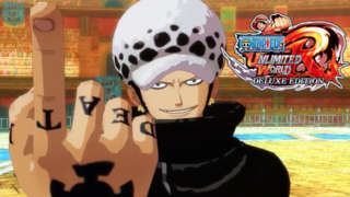 One Piece: Unlimited World Red's Deluxe Edition Trailer