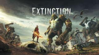 Extinction - Announcement Trailer