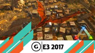 ARK: Survival Evolved - E3 Pre-Order Trailer