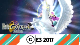 Fate/EXTELLA: The Umbral Star - Official Game Trailer - E3 2017
