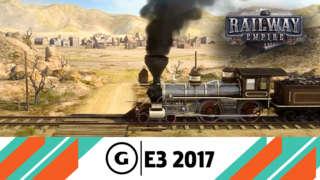 Railway Empire - Gameplay Trailer - E3 2017