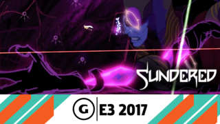 Sundered - Nyarlathotep Boss Reveal - E3 2017