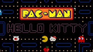 Hello Kitty Loves PAC-MAN - Announcement Trailer