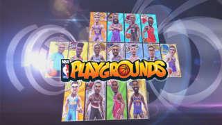 NBA Playgrounds - Hot Update Trailer
