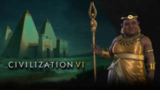 Sid Meier's Civilization VI - Kandake Amanitore Rules Nubia Trailer