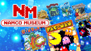 Namco Museum - Launch Trailer