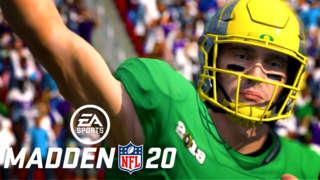 Madden NFL 20 Reveal Trailer E3 2019 | EA Play 2019