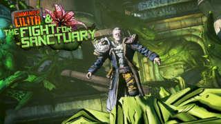 Borderlands 2 - Commander Lilith & The Fight for Sanctuary DLC.Reveal Trailer | Microsoft Press Conference E3 2019