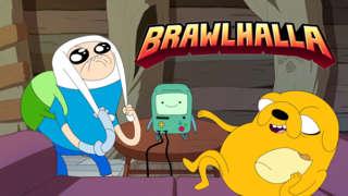 Adventure Time Brawlhalla Trailer | Ubisoft Press Conference E3 2019