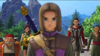Dragon Quest 11 Definitive Edition Release Date Trailer   Nintendo Direct E3 2019