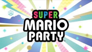 Nintendo Reveals Super Mario Party For Switch