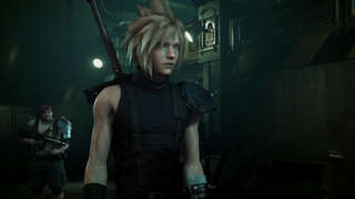 E3 2019: Final Fantasy 7 Remake Will Have Two Discs