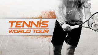 Tennis World Tour - Career Mode Gameplay Trailer