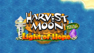 Harvest Moon: Light of Hope - Special Edition PS4 Trailer